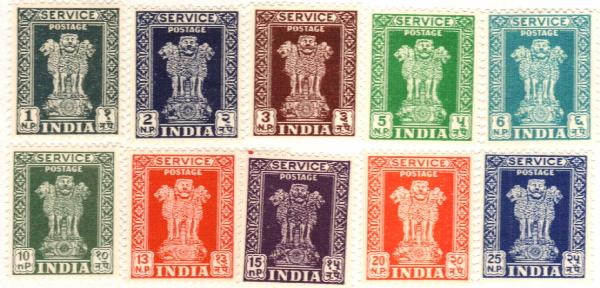 1958-71 India