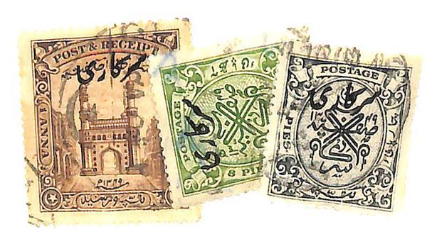 1934 India Hyderabad