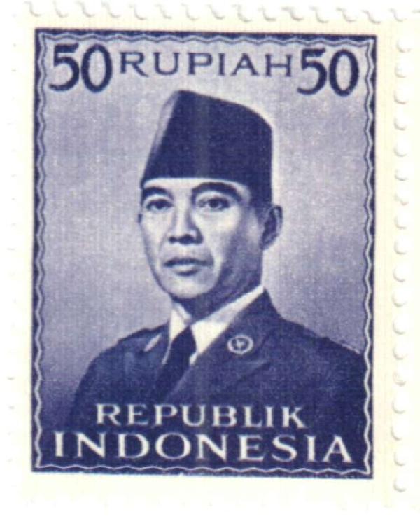 1953 Indonesia