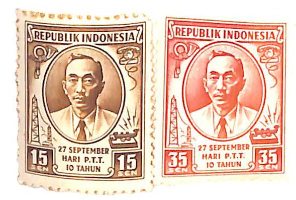 1955 Indonesia