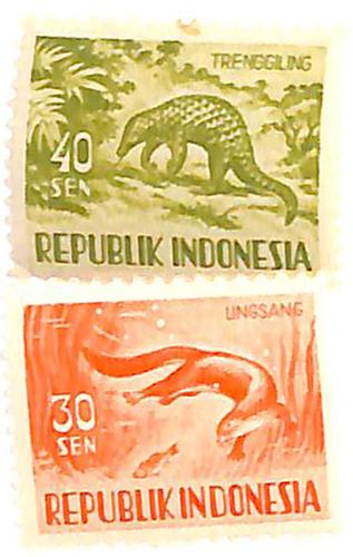 1958 Indonesia