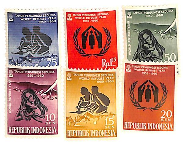 1960 Indonesia
