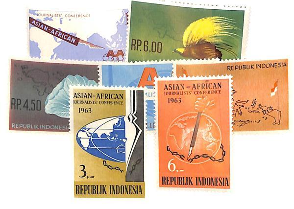 1963 Indonesia