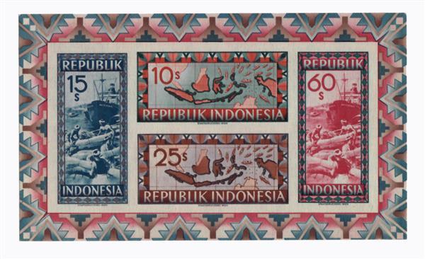 1948 Indonesia