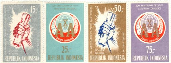 1965 Indonesia For Sale At Mystic Stamp Company