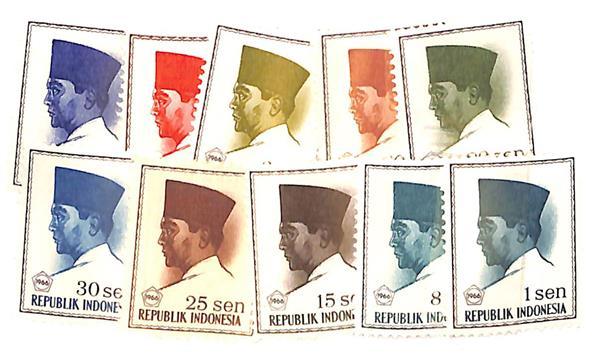 1966-67 Indonesia