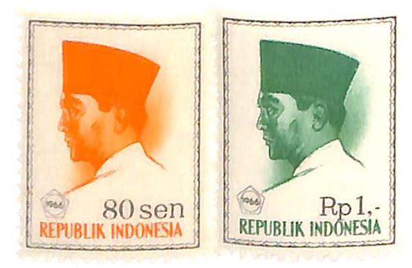 1966 Indonesia