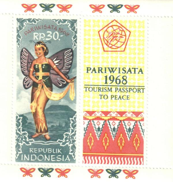 1968 Indonesia