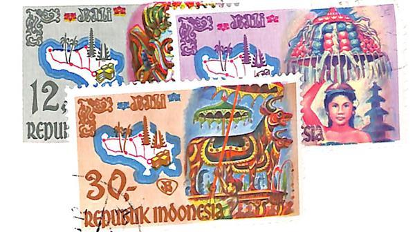 1969 Indonesia