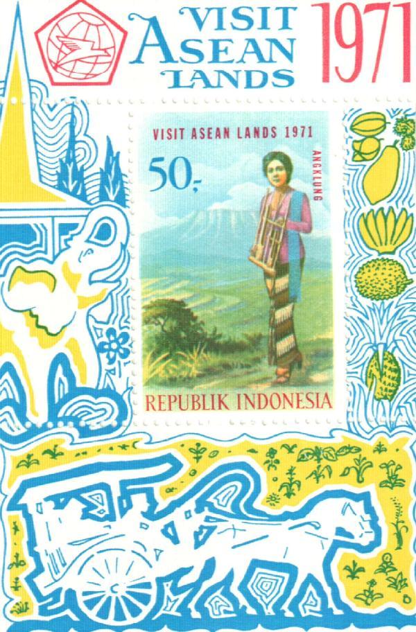 1971 Indonesia