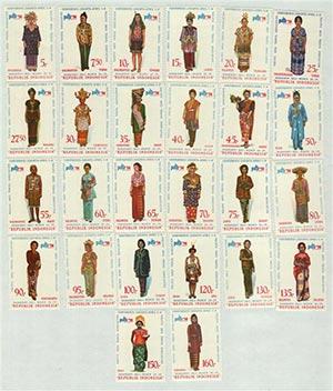 1974 Indonesia