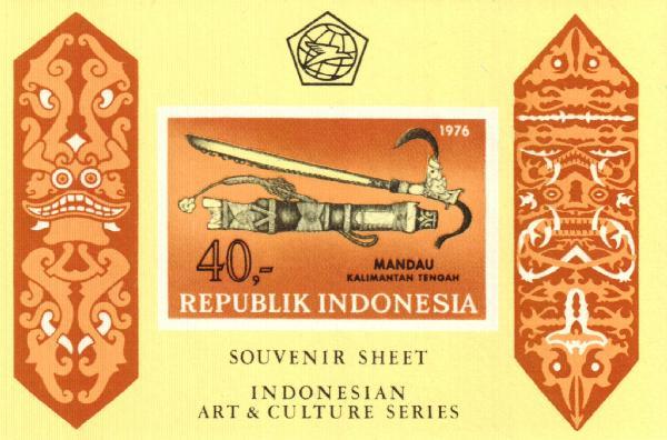 1976 Indonesia