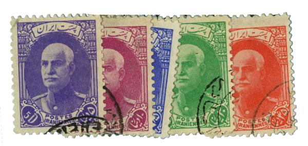 1936-37 Iran