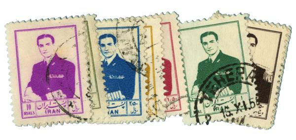 1954-55 Iran
