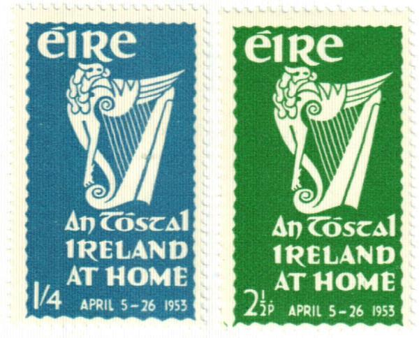 1953 Ireland