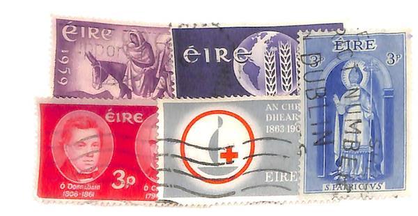 1960-63 Ireland