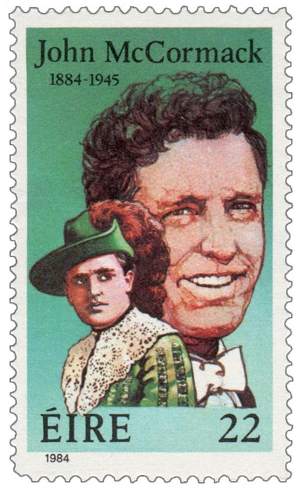 1984 Ireland - John McCormack (1884-1945), Singer