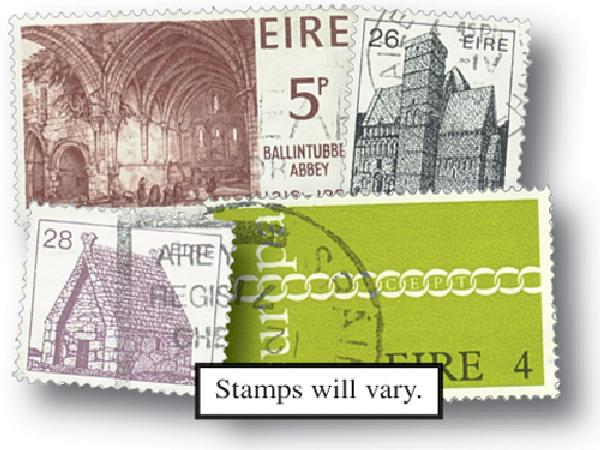 Ireland, set of 150