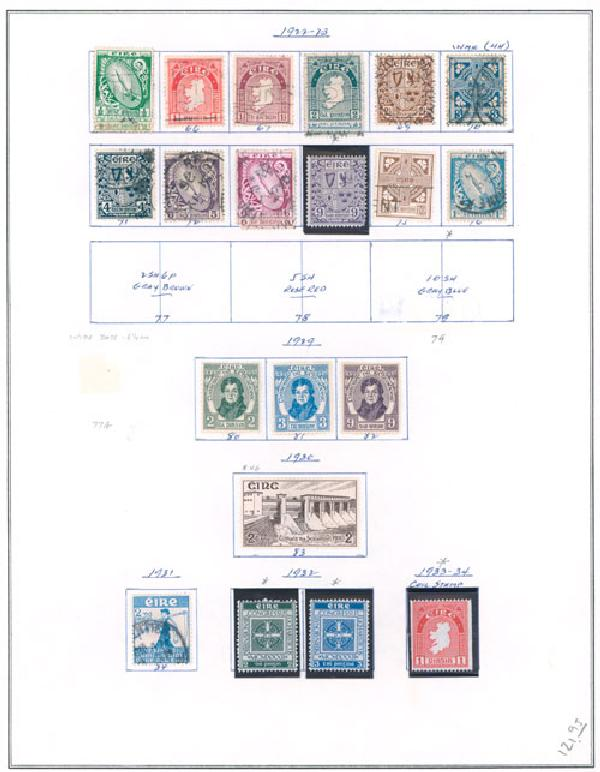 1922-80  Ireland