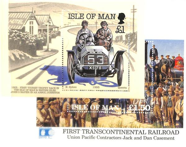 1992-95 Isle of Man