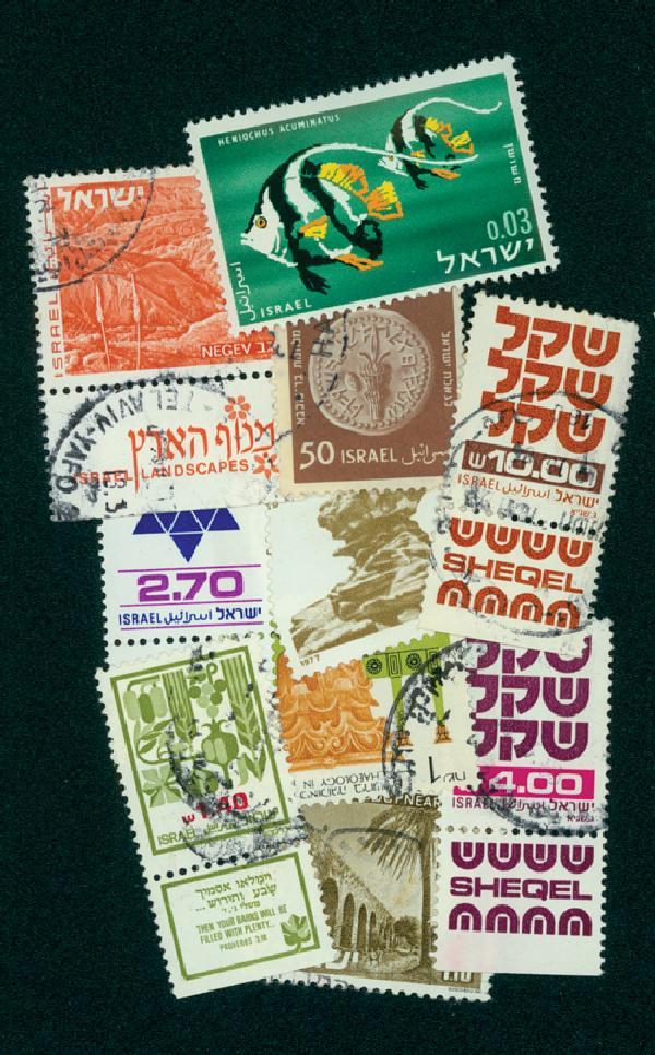 Israel, 100v
