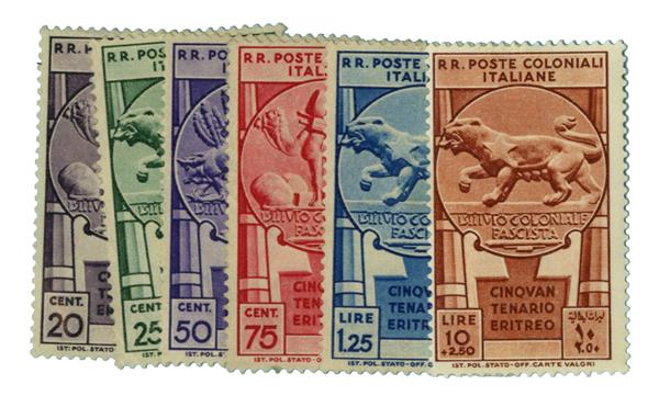 1933 Italian Colonies