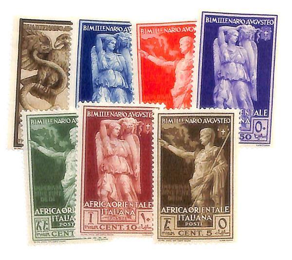 1938 Italian East Africa
