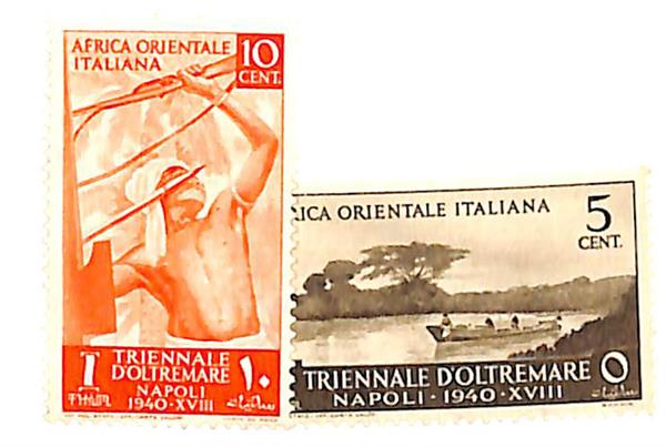 1940 Italian East Africa