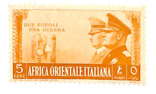 1941 Italian East Africa