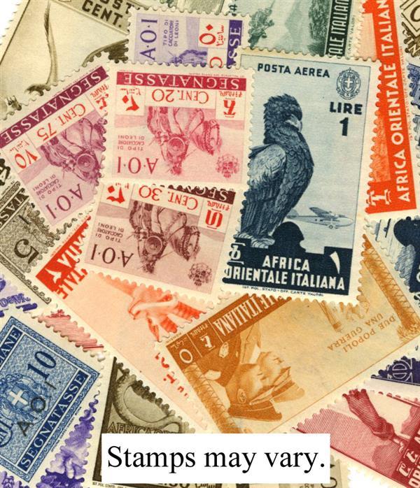 Italian East Africa, 25v