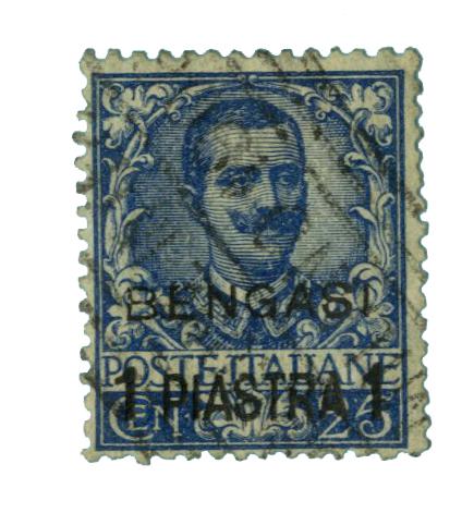 1901 Italian Offices - Africa