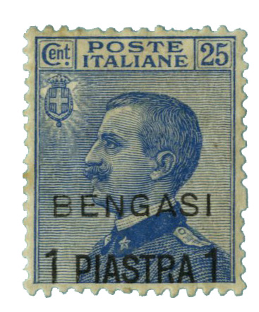 1911 Italian Offices - Africa