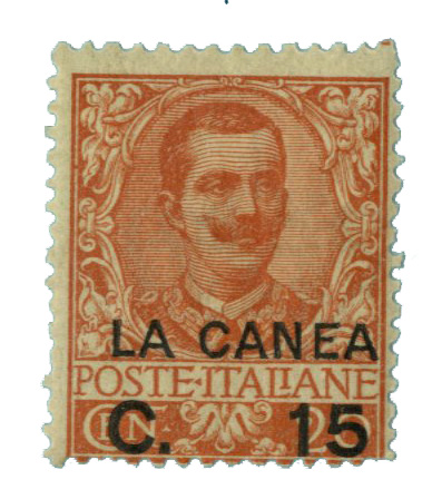 1906 Italian Offices - Crete