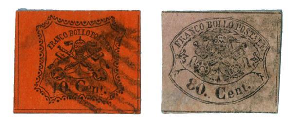 1867 Italian States - Parma