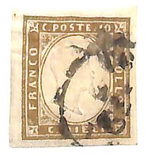 1861 Italian States - Sardinia