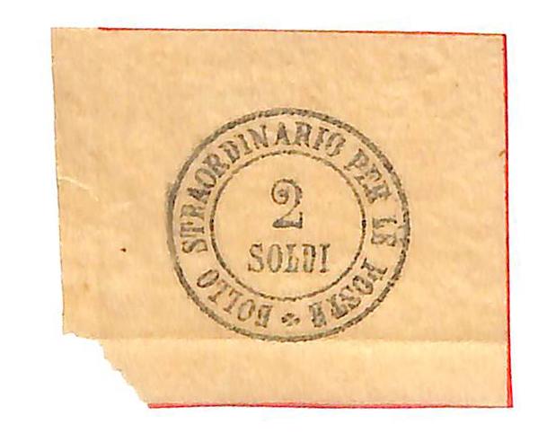 1854 Italian States - Tuscany