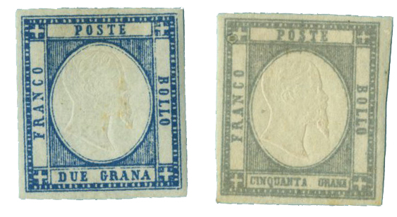 1861 Italian States - Two Sicilies