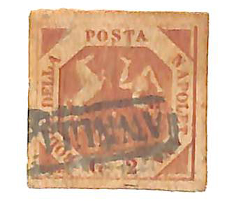 1858 Italian States - Two Sicilies
