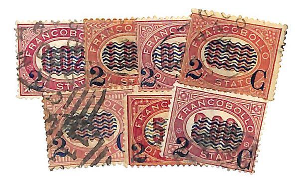 1878 Italy