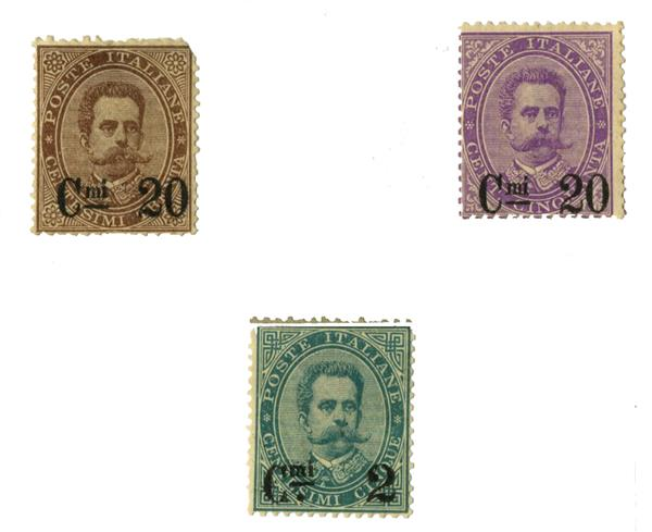 1890-91 Italy