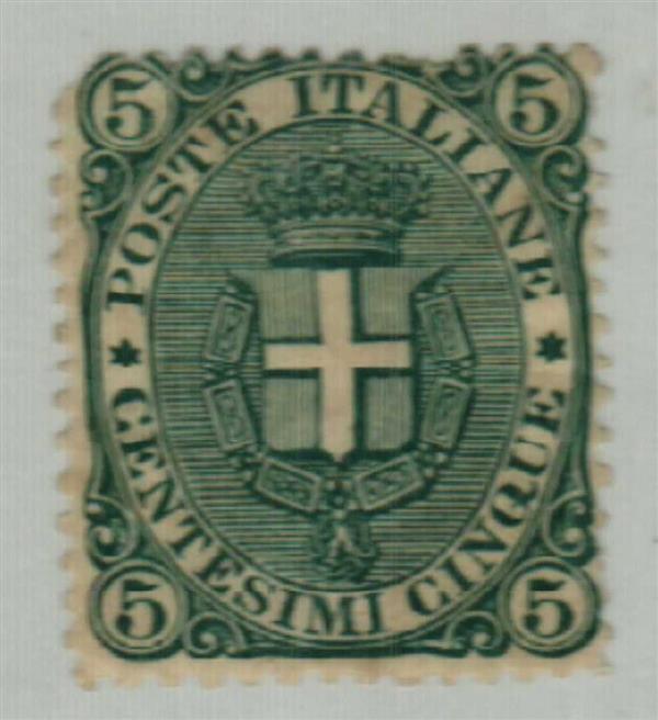 1891 Italy