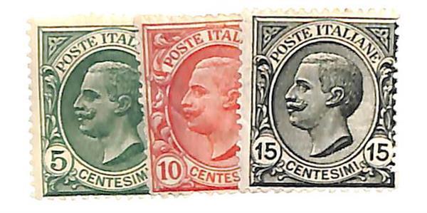 1906-19 Italy