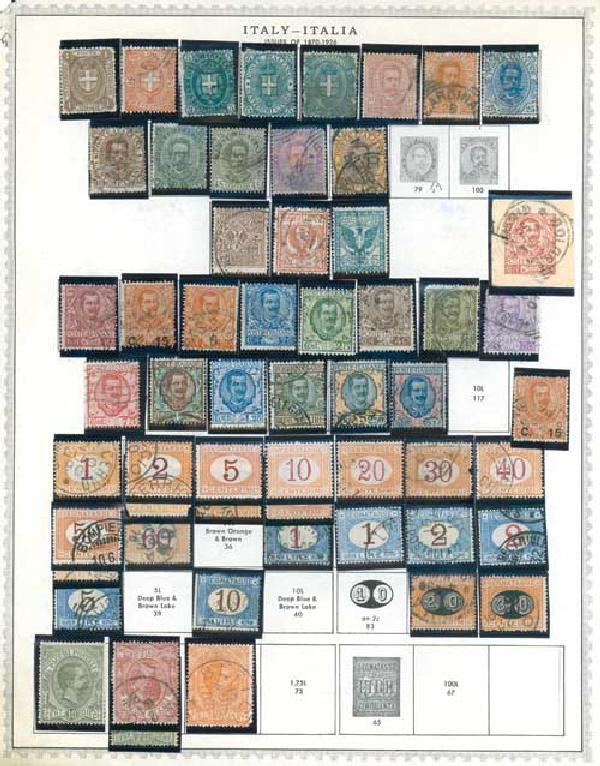 1865-2000  Italy
