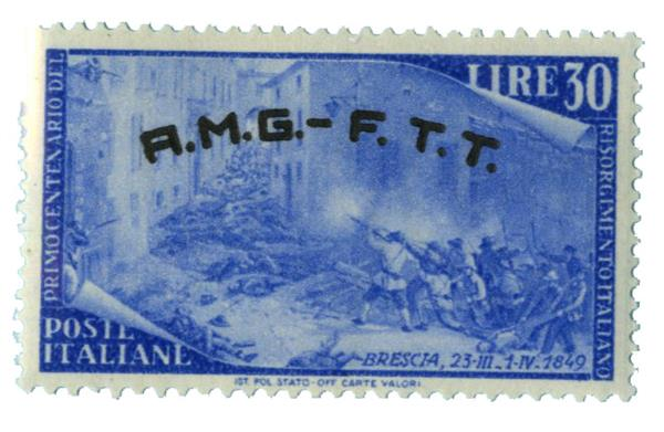1948 Italy - Trieste
