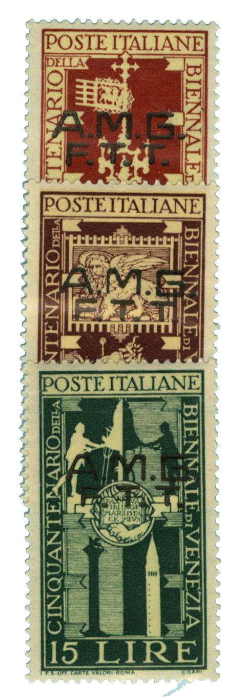 1949 Italy - Trieste