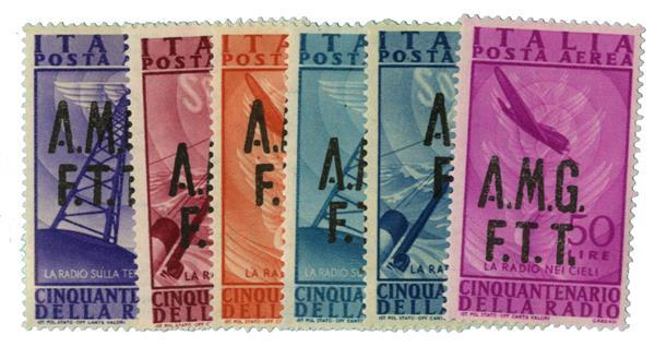 1947 Italy - Trieste