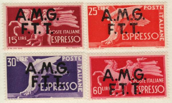 1947-48 Italy - Trieste
