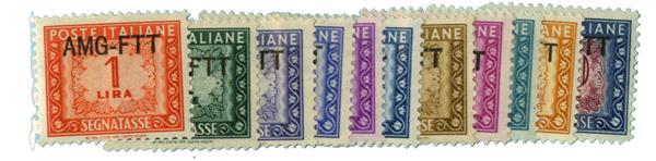 1949-52 Italy - Trieste