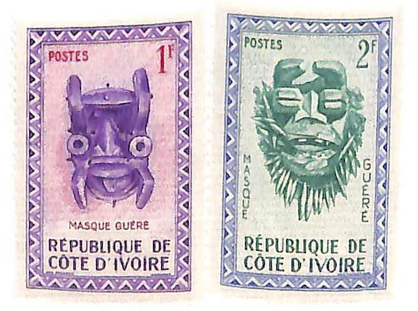 1960 Ivory Coast
