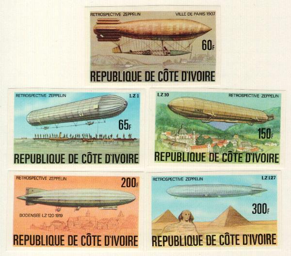 1977 Ivory Coast